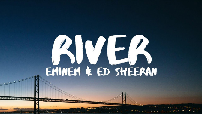 River Lyrics - Eminem feat Ed Sheeran