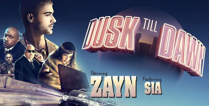 Dusk Till Dawn Lyrics - ZAYN feat. Sia
